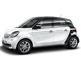 SMART FORFOUR 70 1.0 52kW Passion