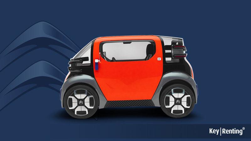 Citroen Ami One Concept: 100% mobilità urbana