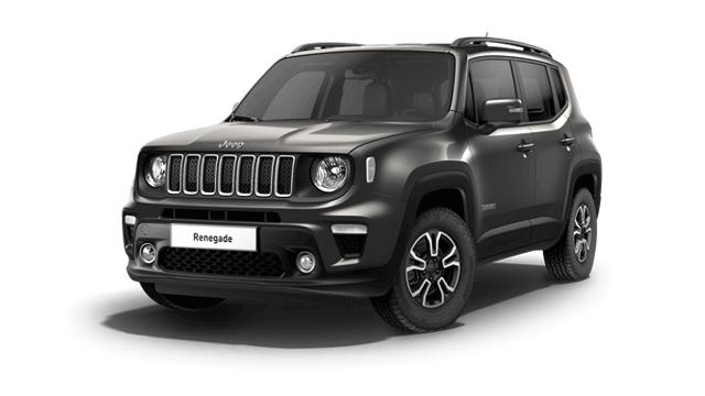 Jeep Miles Renegade 1.6 MJET Longitude