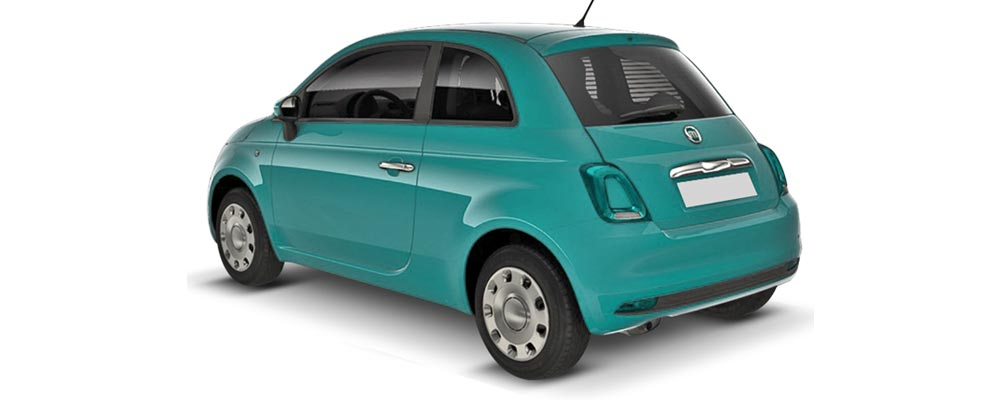 FIAT 500 1,2 69cv Easypower Pop