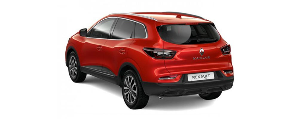 Renault Kadjar 1.5 DCI Blue Business 115cv 5P Manuale