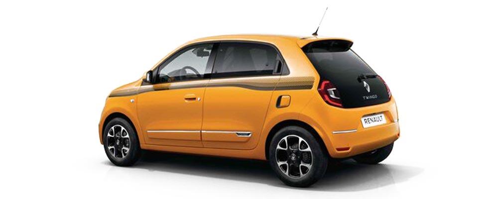 Renault Twingo 1.0 SCE 65cv Duel