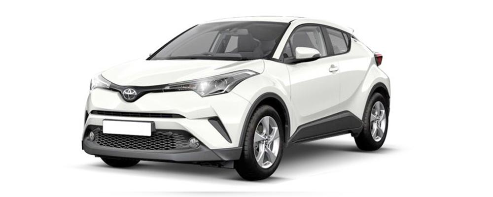 Toyota C-HR 1.8 122cv E-CVT Business Berlina