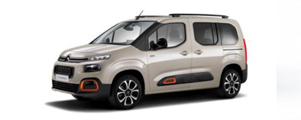 Citroën Berlingo Blue HDI 100 M Feel
