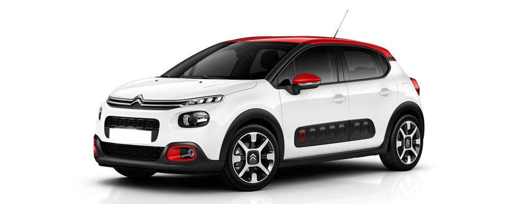 Citroën C3 BlueHDI S&S 100HDI Feel