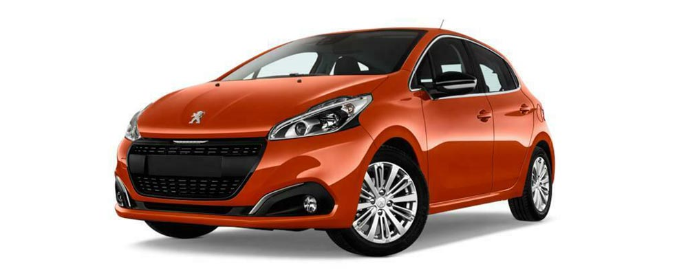 Peugeot 208 Active Blue HDI 100cv S&S 5P Manuale