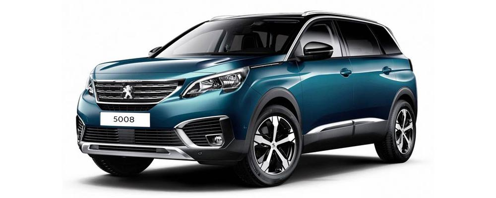 Peugeot 5008 Blue HDI 130cv S&S Business Manuale