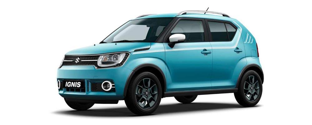 Suzuki Ignis 1.2 Hybrid Top 2WD berlina 2v 90CV 5P
