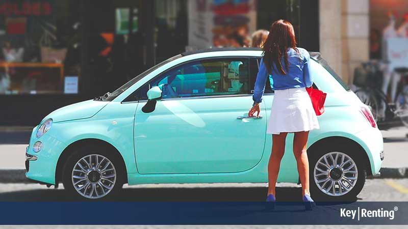 Auto preferita dalle donne: la celebre Fiat 500