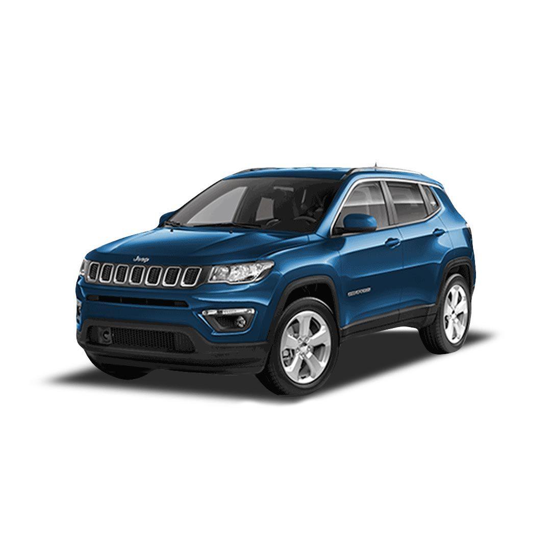 Noleggio Lungo Termine Jeep Compass Limited