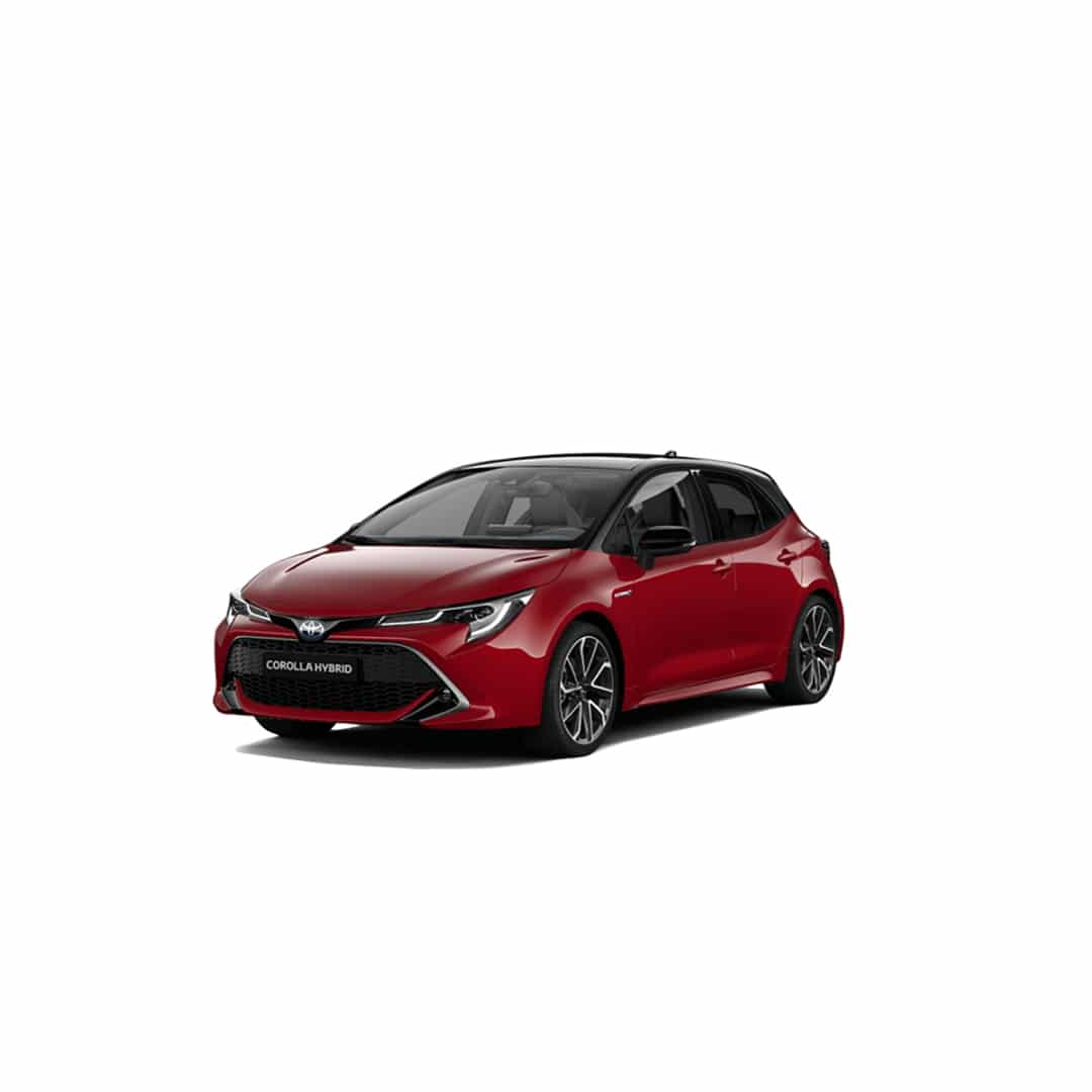 key Renting Noleggio Auto Toyota Corolla 1.8 Active Hybrid berlina 2v 122cv Aut.